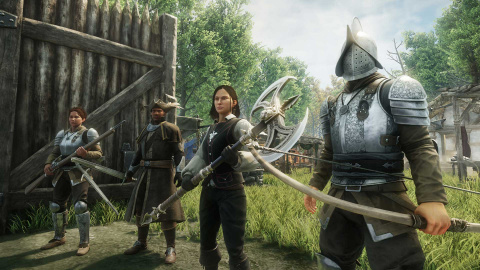 New World : Vers une transition MMO très prometteuse