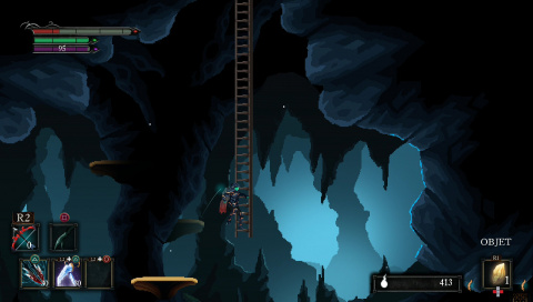 Death's Gambit : Que vaut ce Dark Souls en 2D ?