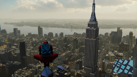 Spider-Man: L'Araignée côtoie-t-elle les sommets de l'Open World?
