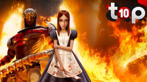 TOP 10 des meilleures adaptations de livres en jeux vidéo