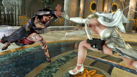 Tekken 7 : de nouvelles images pour Lei et Anna