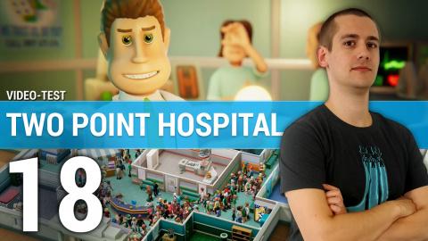 Two Point Hospital : Le successeur spirituel de Theme Hospital ?