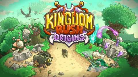 Kingdom Rush Origins sur PC
