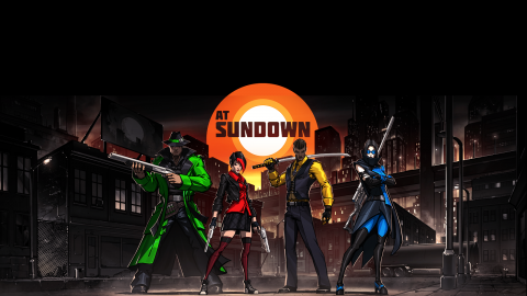 At Sundown sur Linux