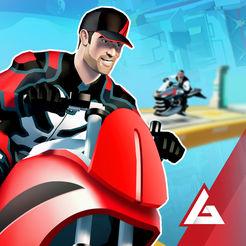 Gravity Rider : Power Run