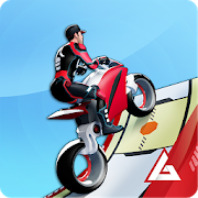 Gravity Rider : Space Bike Racing Game Online sur Android