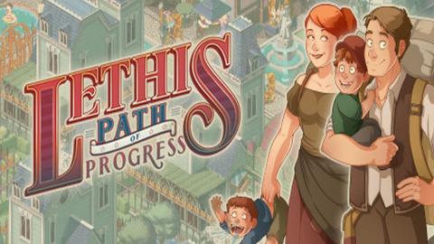 Lethis - Path of Progress II : En attendant les financements, Triskell présente une vidéo de création