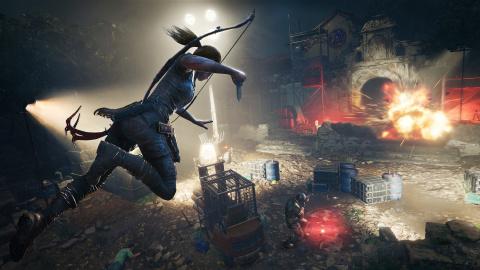 Shadow of the Tomb Raider : Lara prend les armes
