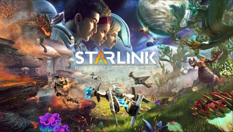 Starlink : Battle for Atlas sur ONE