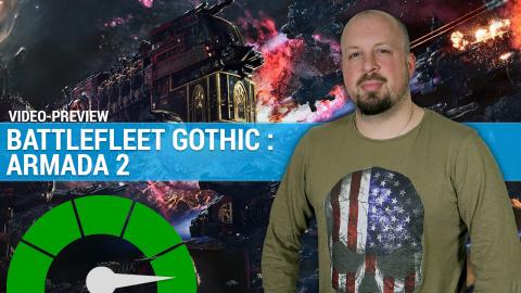 Battlefleet Gothic Armada 2 : Nos impressions en 3 minutes  - gamescom 2018