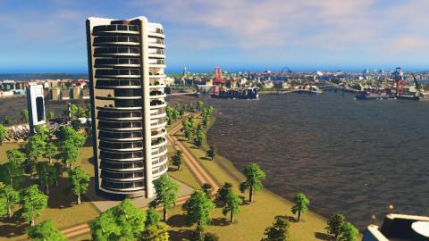 Cities Skylines : un grand jeu de gestion dans la poche ?