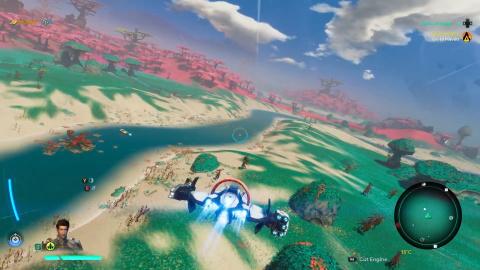 11 minutes de gameplay commentées pour Starlink : Battle for Atlas