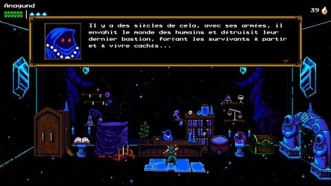 The Messenger : un démarrage prometteur pour le Ninja Gaiden entre 8 et 16-bit