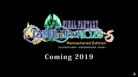 Final Fantasy Crystal Chronicles Remastered Edition sur PS4