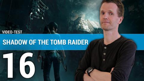 Shadow of the Tomb Raider : classique mais très solide