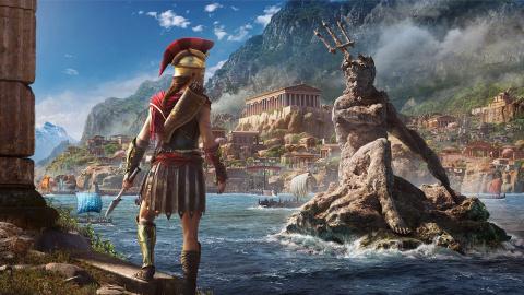 Assassin's Creed Odyssey : Des premières heures de jeu excitantes