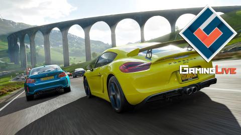 Forza Horizon 4 : Les courses et la personnalisation
