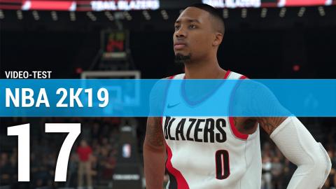 NBA 2K19 : la simulation de basketball de retour au sommet ?