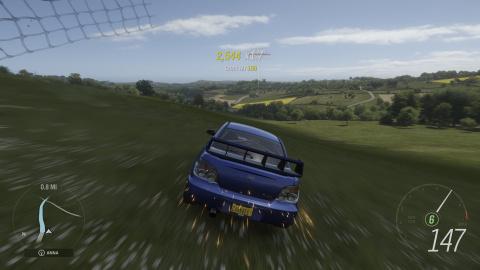 Forza Horizon 4 : À toute vitesse dans les champs