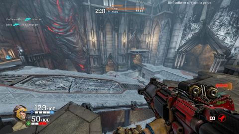 Quake Champions : battle pass, récompenses... la mise à jour de mars est là