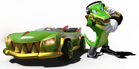 Team Sonic Racing : de nouvelles images dévoilées