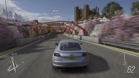 Forza Horizon 4 : Deux heures au compteur, et un festival de sensations