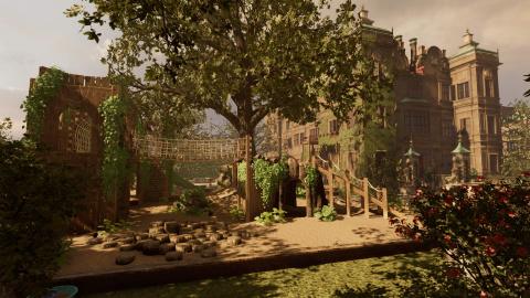 Manoir des Croft