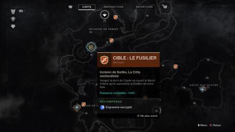 Cible : le Fusilier