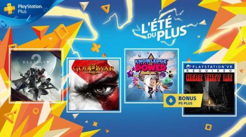 Le récap de l'actu PlayStation Plus de septembre en vidéo !