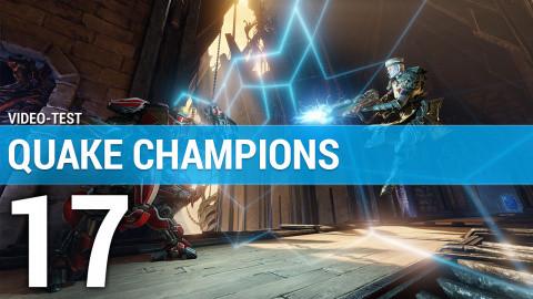 Quake Champions : Un digne héritier pour cette série mythique ?