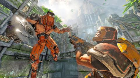 Quake Champions : Le retour en grâce du fast-FPS