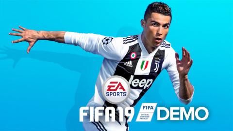 PS Store : Testez gratuitement FIFA 19 !