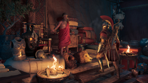 Assassin's Creed Odyssey présente son contenu post-lancement, avec Assassin's Creed III