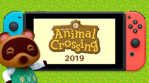 Animal Crossing : Un nouvel épisode annoncé sur Nintendo Switch