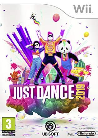 Just Dance 2019 sur Wii