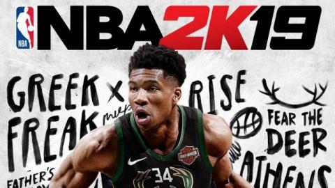 NBA 2K19 : Découvrez le mode Mon Equipe en vidéo !
