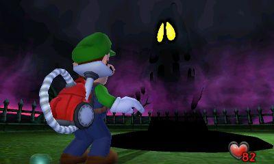 Luigi's Mansion : Les fantômes du passé reviennent hanter la portable de Nintendo
