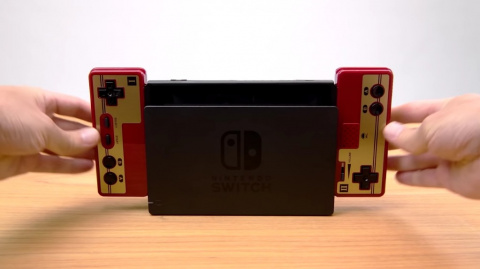 Nintendo Switch : Le Japon aura ses manettes Famicom