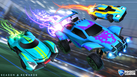 Rocket League : Le crossplay activé sur PS4
