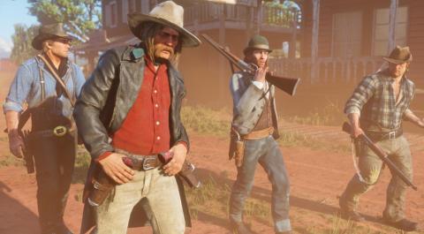 Red Dead Redemption 2 : Screenshots inédits pour présenter les lieux importants
