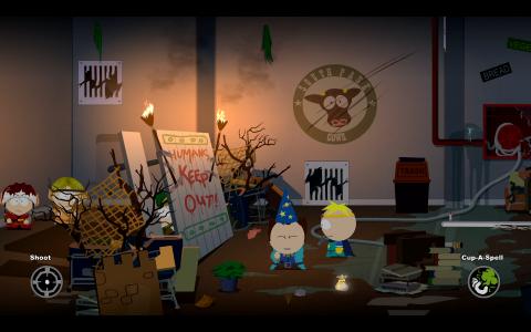 South Park : Le Bâton de la Vérité daté sur Switch