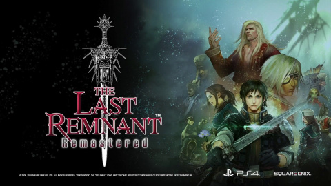 The Last Remnant Remastered : un comparatif Xbox 360 / PS4