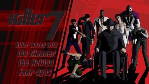 Killer7 : le portage PC présente les assassins
