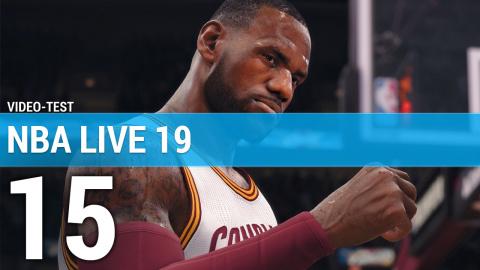 NBA Live 19 : pourquoi il mérite l'attention des amateurs de basketball en trois minutes