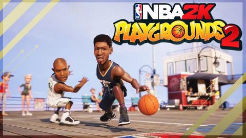 NBA 2K Playgrounds 2 débarque le 16 octobre