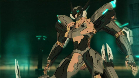 Zone of the Enders : The 2nd Runner M∀RS - Jehuty distribue des baffes