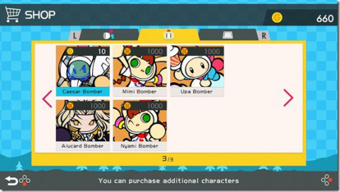 Super Bomberman R : du Castlevania dans la mise à jour 2.2