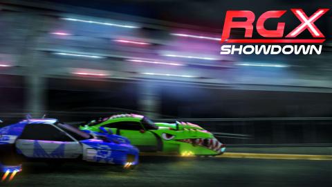 RGX Showdown, le jeu de course des anciens de Burnout