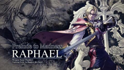 Soulcalibur VI nous présente Raphael