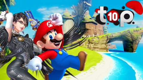Top 10 des exclusivités Wii U